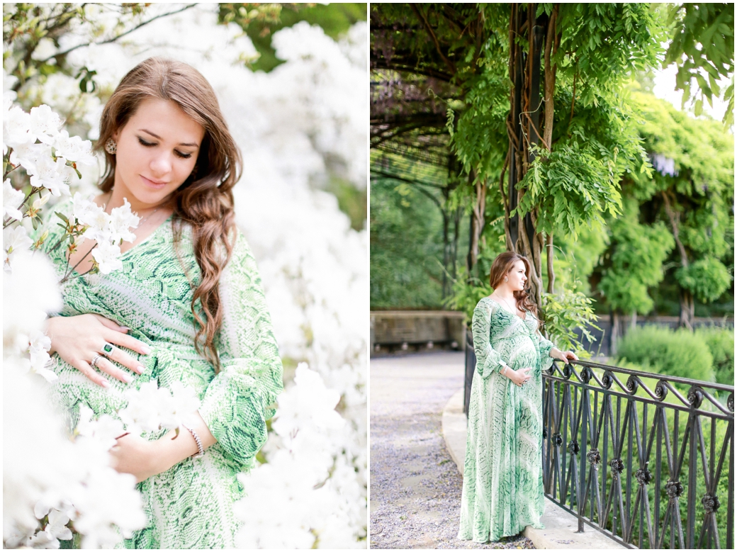 Central Park NYC Maternity Session | New York City Family ...