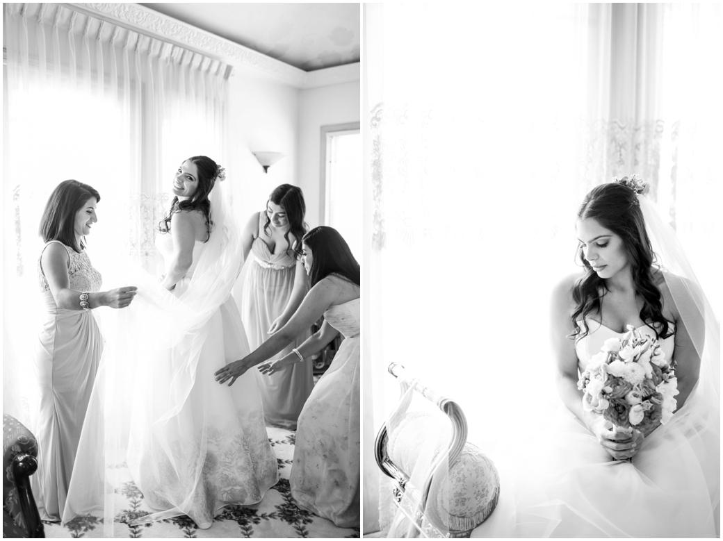 Muttontown Country Club Long Island Wedding Photographer Greek