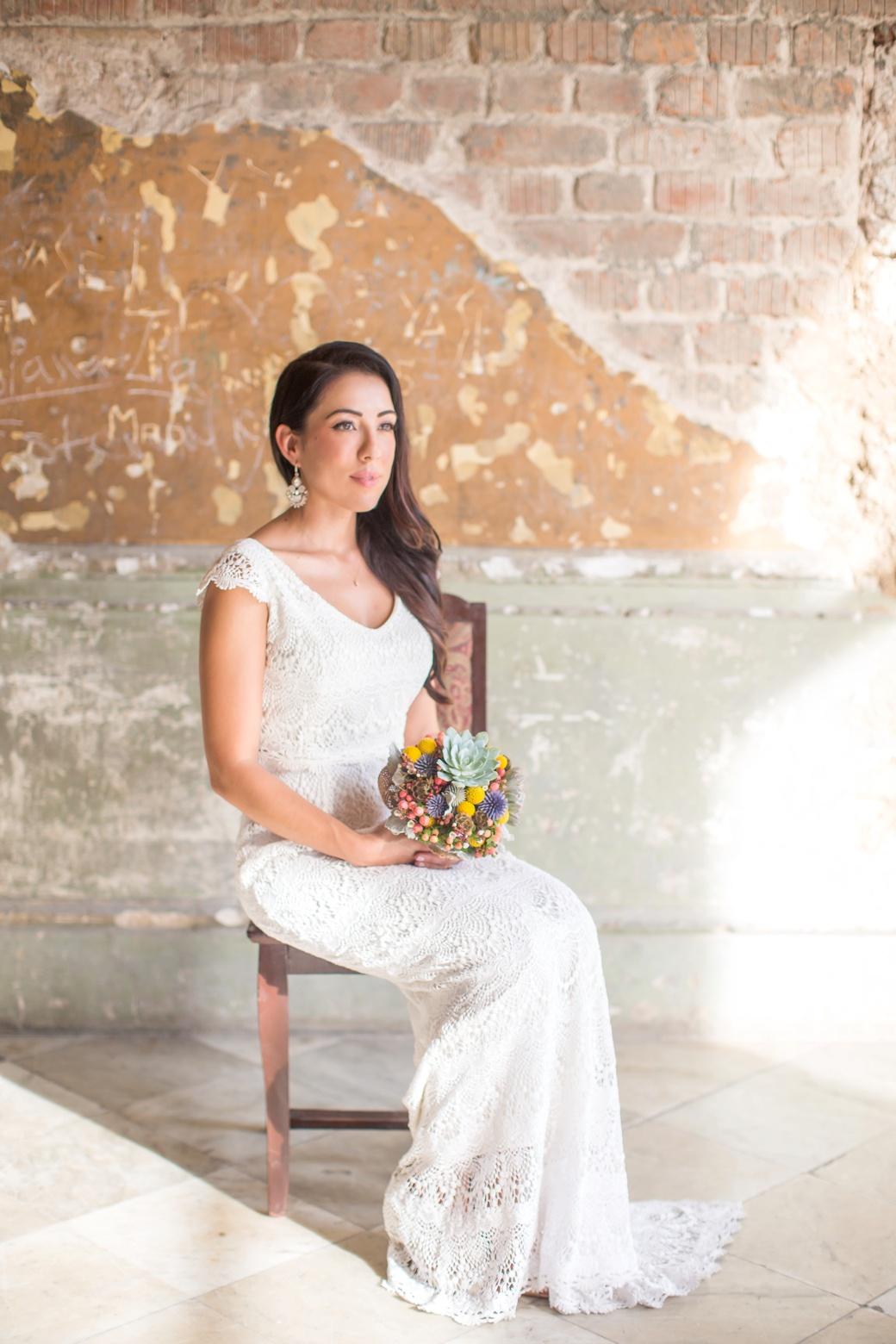 La Guarida Havana Wedding Photographer - Ayenia Nour Photography